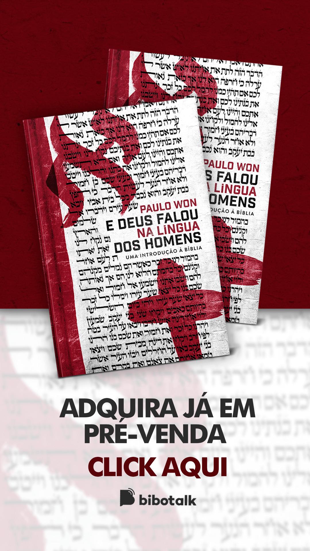Pré Venda - Paulo Won