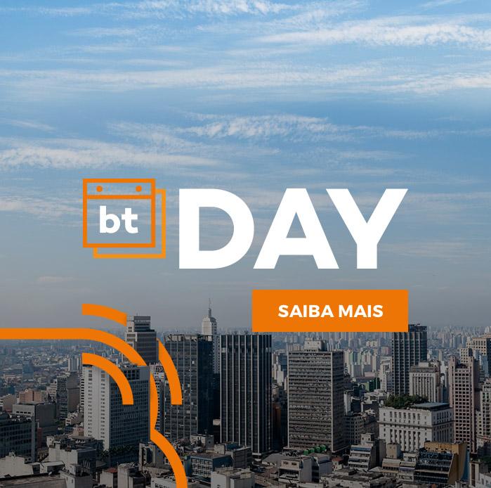 Banner do BT Day