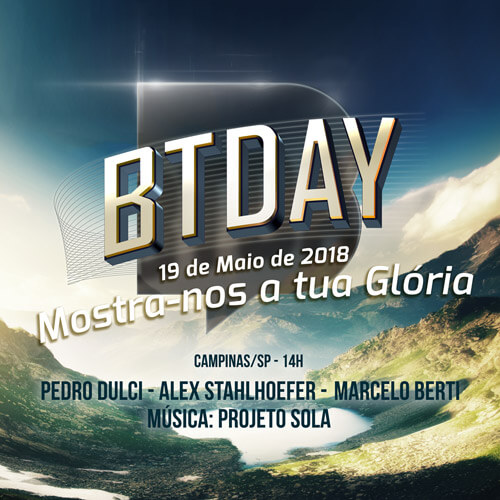 BT Day 19 de maio de 2018